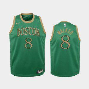Women Boston Celtics Kemba Walker City Jersey